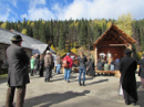 Grand Opening of Billy Barker Mine Shaft Display (4)