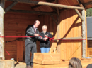 Grand Opening of Billy Barker Mine Shaft Display (8)